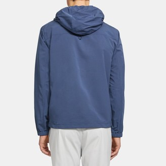 Theory Packable Jacket in Tech Weave
