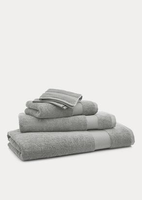 Ralph Lauren Bowery Cotton Towels & Mat
