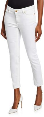 Escada Sport J492 Cropped Skinny Jeans