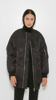 R 13 Cape Flight Coat