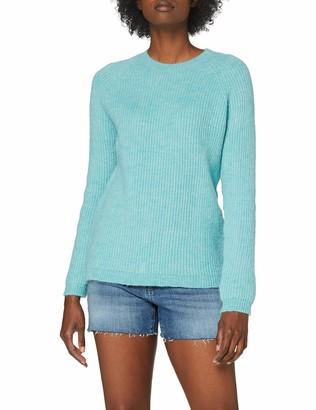 Herrlicher Women's Jilien Structured Wool Pullover Sweater
