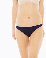 Soma Intimates Vanishing Edge Paisley Lace Bikini Panty