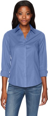 Foxcroft Women's Ellen Non Iron Stretch Shirt