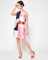 Ted Baker Colourblock tunic dress