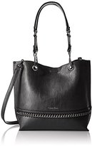 Calvin Klein Reversible Chain Novelty Tote Bag
