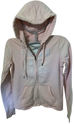 Abercrombie & Fitch Pink Cotton Jacket for Women
