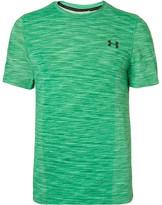 Under Armour Threadborne Seamless Mélange Training T-shirt - Green