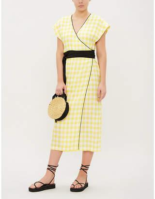 Marysia Swim Coopers linen dress