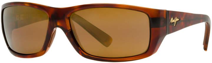 Maui Jim Polarized Wassup Sunglasses, 123 61