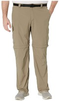 Columbia Big Tall Silver Ridgetm Convertible Pant (Sage) Men's Workout