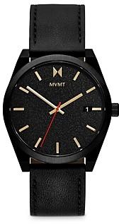 MVMT Caviar Watch, 43mm