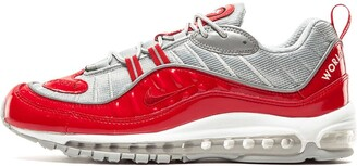 Nike Air Max 98/Supreme sneakers