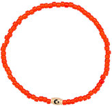 Luis Morais moon and star tag bracelet
