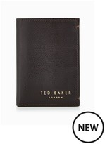 Ted Baker Small Bifold Leather Wallet