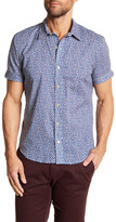 Parke & Ronen Biscayne Apple Short Sleeve Regular Fit Shirt