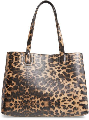 Nordstrom Beacon Leather Tote