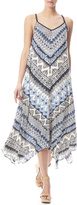 Angie Tribal Print Dress