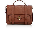 Proenza Schouler WOMEN'S PS1 LARGE SHOULDER BAG-BROWN