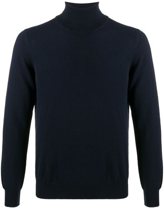 Tagliatore Turtleneck Knit Jumper