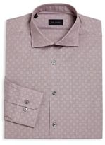 Pal Zileri Regular-Fit Box Weave Dress Shirt
