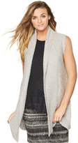 A Pea in the Pod Maternity Open-Front Sweater Vest