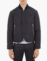 Officine Generale Navy Efy Bomber Jacket