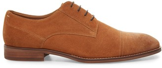 Steve Madden Perly Tan Suede