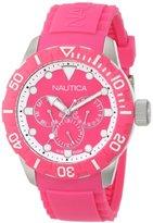 Nautica Unisex N13641G NSR 101 Multi- South Beach Classic Analog with Enamel Bezel Watch