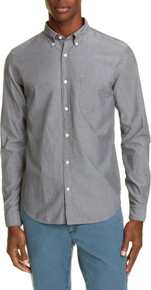 Closed Chambray Button-Down Shirt