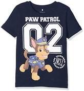 Name It Baby Boys' Nitpawpatrol Alec Ss Top Mz T-Shirt