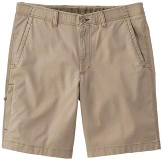 L.L. Bean Men's Stonecoast Khaki Shorts, Classic Fit
