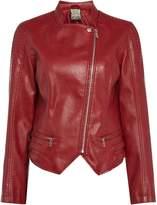 Biba Pu biker jacket
