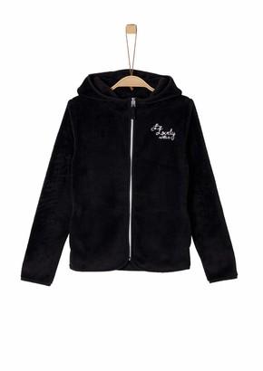 S'Oliver Girls' 76.899.43.3318 Track Jacket