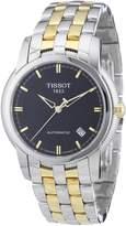Tissot Men's T97248351 T-Classic Two-Tone Bracelet Watch