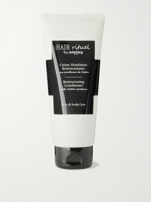 Sisley Restructuring Conditioner with Cotton Proteins, 200ml - Men - Colorless