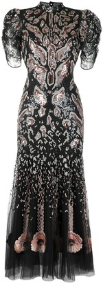 Temperley London Candy mermaid gown