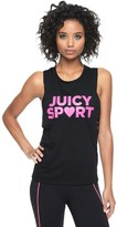 Juicy Couture Graphic Muscle Tee