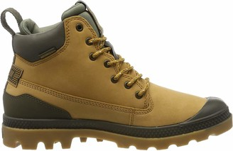 Palladium Pampa SC Outsider Waterproof Boots & Soft Boots Unisex Adult Yellow Size: 12 UK