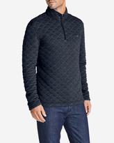 Eddie Bauer Men's Fortify 1/4-Zip Pullover