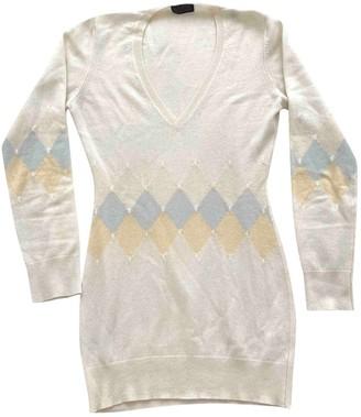Ballantyne White Cashmere Knitwear for Women