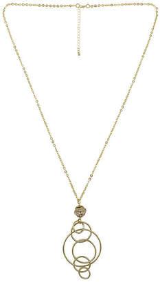 BIJOUX BAR Bijoux Bar Cable Pendant Necklace