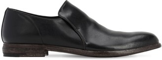 Premiata 25mm Leather Loafers