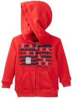 Quiksilver Hooded Zip Fleece (Baby Boys)