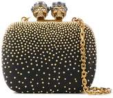 Alexander McQueen mini King & Queen clutch