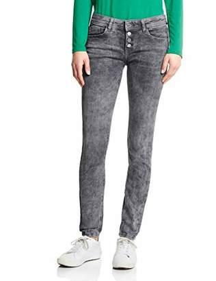 Street One Women's 371888 York Slim Jeans,W29/L30 (Size: 29)