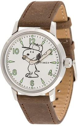 Timex x Peanuts Welton 48mm watch
