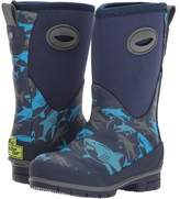 Western Chief Shark Attack Neoprene Boots Boy's Shoes