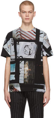 Alyx Black All Over T-Shirt