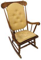 Klear Vu Cotton Twill 2-Piece Rocking Chair Pad Set
