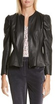 Rebecca Taylor Women's Victorian Leather Jacket